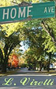 The street where I grew up.