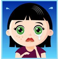sad tear 2
