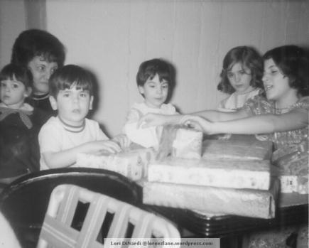 early years bw wm