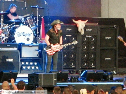 Crazy Ted Nugent