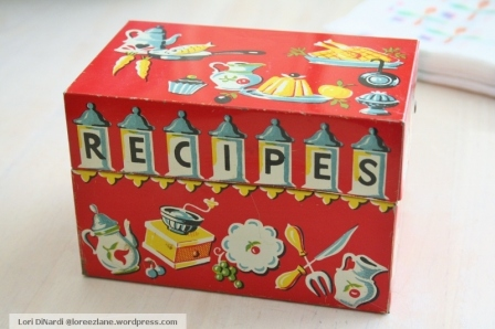 My Grandma's Recipe Box