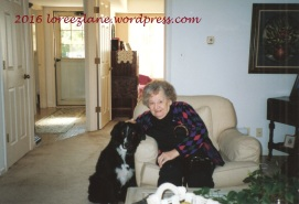 Nana and my heart dog, Piezon. Both now gone.